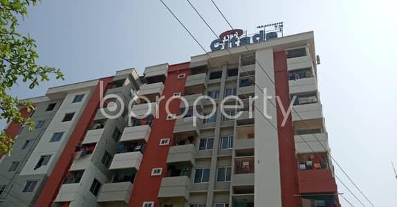 3 Bedroom Flat for Sale in Halishahar, Chattogram - At Halishahar A Nice Flat Up For Sale Near Garib-E-Newaz High School.