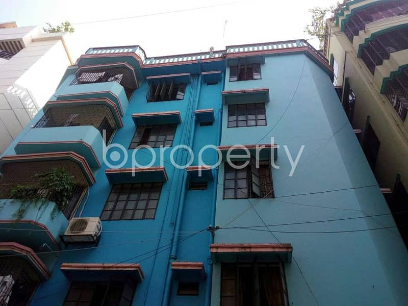 A Must See 680 Sq Ft Apartment For Rent Is All Set For You To Settle In Chatogram Close To Najir Bari Jame Masjid