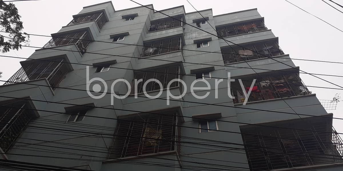In Taltola, 1050 Sq. Ft. Apartment Can Be Found For Rent Near Baitus Sadeq Jame Mosque