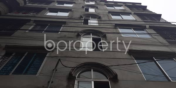 ভাড়ার জন্য BAYUT_ONLYএর ফ্ল্যাট - তালতলা, ঢাকা - A Rightly Planned 700 Sq. Ft. Flat Is Found For Rent In West Kafrul Nearby Halim Foundation Model High School