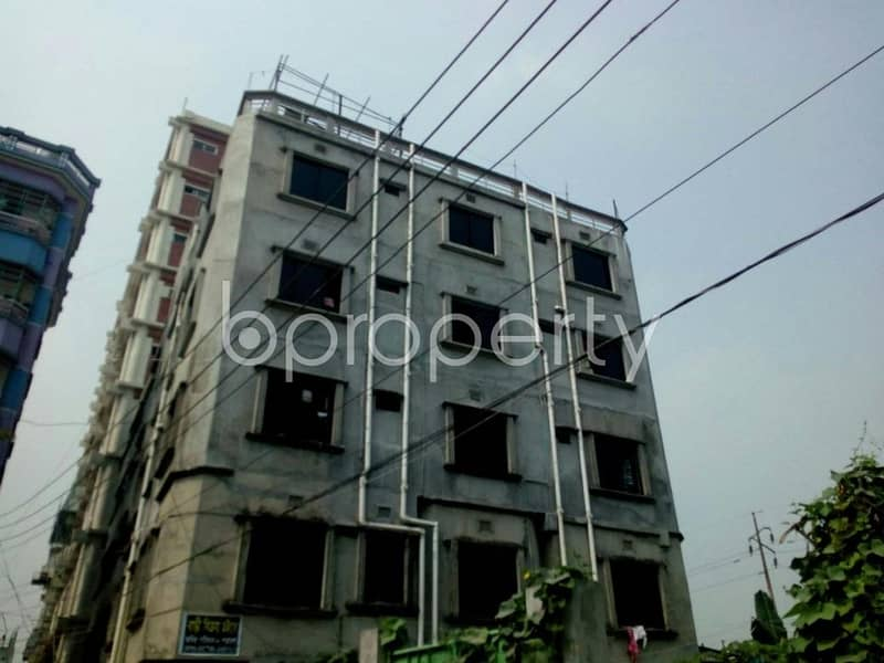 3600 SQ FT Full Building for Sale in Shiddhirganj close to Sahebpara Bazar