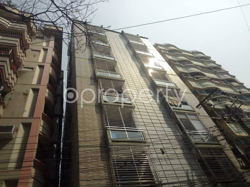 Lovely Apartment Covering An Area Of 1465 Sq Ft Is Up For Rent In Panchlaish Near Ekushey Hospital Private Ltd