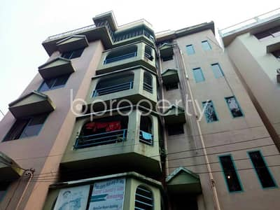 Office for Rent in East Nasirabad, Chattogram - Find Your Desired Commercial Office At This 800 Sq Ft Ready Flat At Chatogram, Near Chatogram Diabetic General Hospital