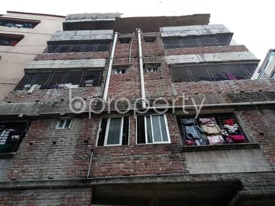 2 Bedroom Apartment for Rent in Kalachandpur, Dhaka - Move in and inhabit this 800 SQ FT properly constructed flat for rent in Kalachandpur, near Govt. Kalachandpur School