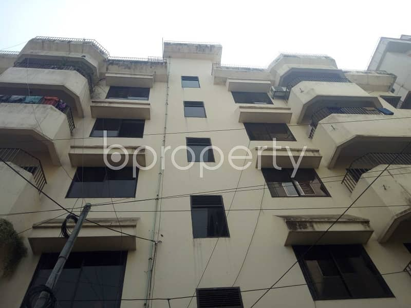 An Apartment Of 1267 Sq. Ft Is Up To Rent In Sugandha Residential Area Near Lancet Hospital.