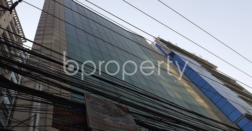 Set Up Your New Office In The Location Of Kalabagan Nearby Samorita Hospital For Rent.