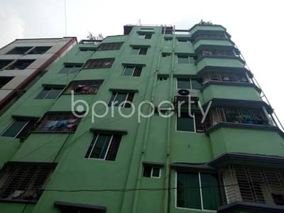 2 Bedroom Apartment for Rent in Khilkhet, Dhaka - Check this comfortable and nice 700 SQ Ft apartment for rent at Khilkhet nearby Shamsul Ulum Madrasa