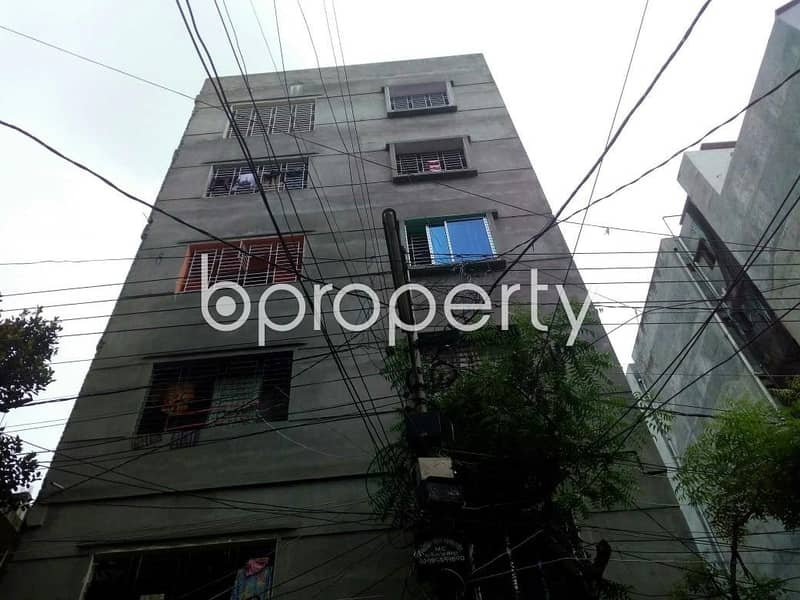 Visit This Apartment For Sale In Mirpur Near Shaheed Zia Girls Laboratory School