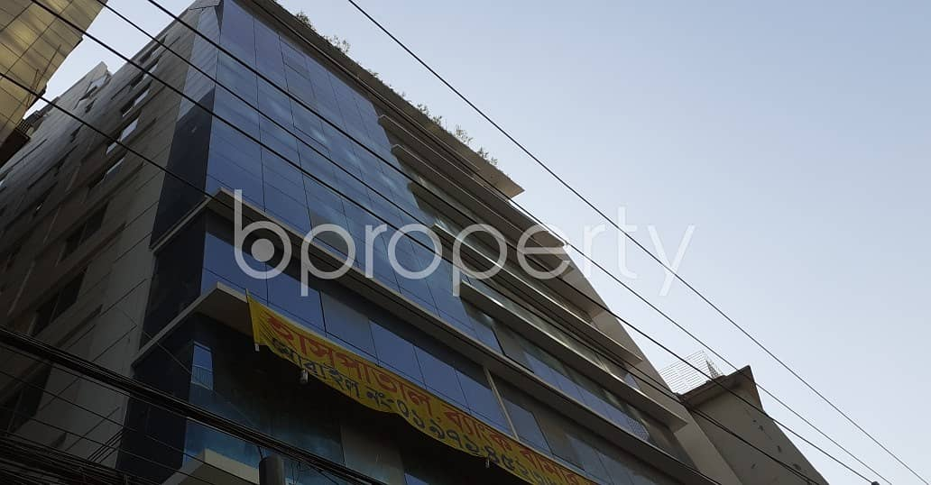 Deal With Your Business in 6000 Sq Ft Office with a Convenient To Rent in Kalabagan Area Near To Kalabagan Bazar