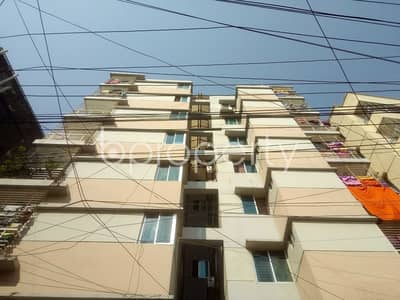 Properly Constructed Flat For Sale In East Monipur, Near Life Aid Specialized Hospital Pvt. Ltd.