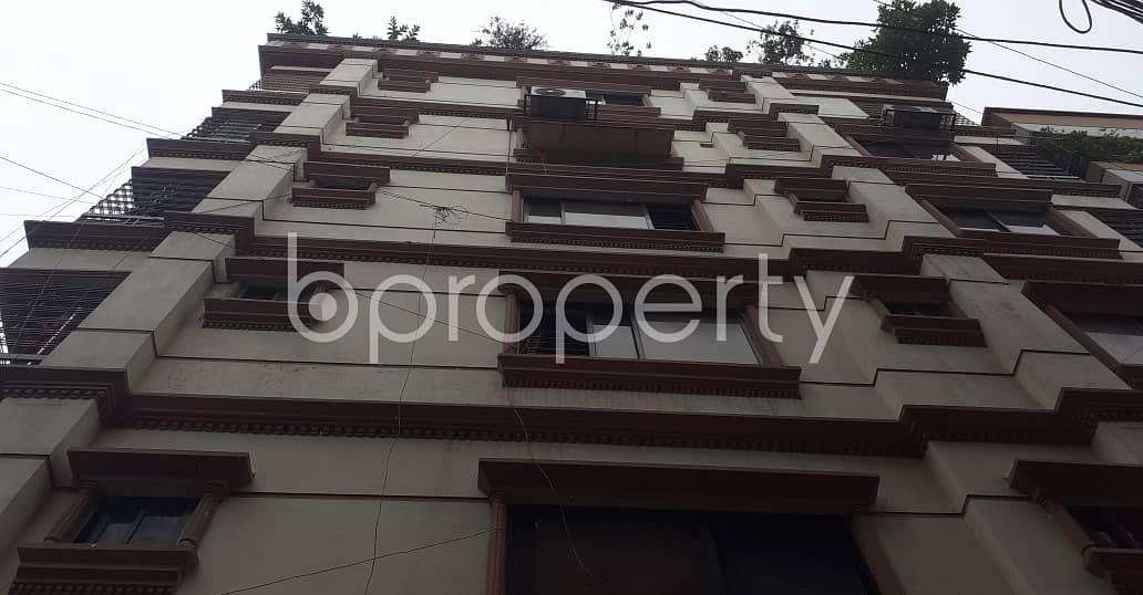 Start A New Home, In This Flat For Sale In Mohammadpur, Near Bashbari Primary School