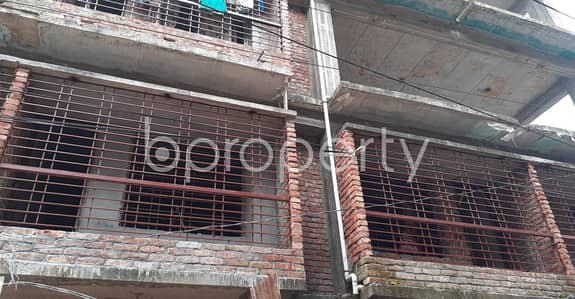 1365 Sq Ft An Apartment Is Ready For Sale In Savar Nearby Anandapur Jame Masjid