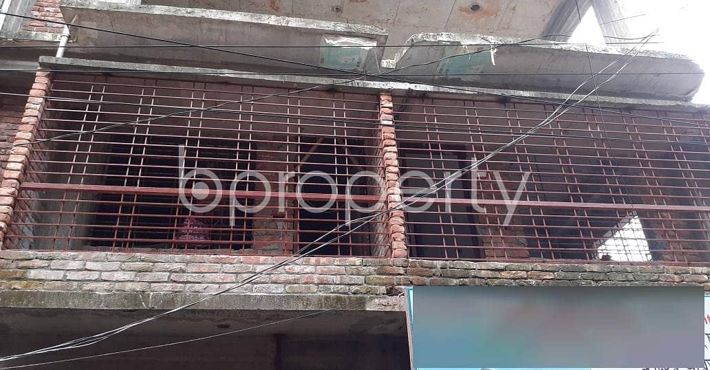 Spacey Flat Of 1365 Sq Ft Is Vacant For Sale In Anandapur Savar.