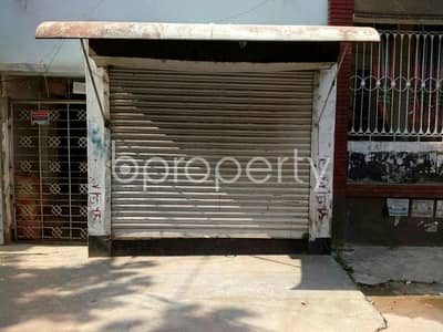 Shop for Rent in Mohammadpur, Dhaka - See This 100 Sq. ft. Masterful Commercial shop Space Up For Rent In Salimullah Road Near To Mohammadpur Markaj Masjid