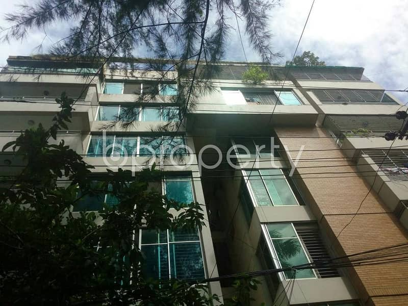 An Apartment Which Is Up For Sale At North Khulshi Near To Chattogram City High School.