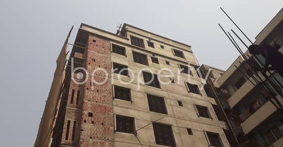 2 Bedroom Flat for Rent in Rampura, Dhaka - A 2 Bedroom Apartment Is For Rent At Mohanagar Housing, Near Mohanagar Baitun Nur Jame Masjid