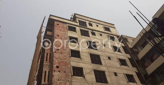 2 Bedroom Apartment for Rent in Rampura, Dhaka - See This Apartment For Rent At Mohanagar Housing, Near Mohanagar Baitun Nur Jame Masjid