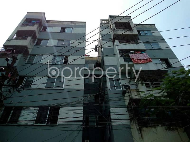 Plan to move in this 750 SQ FT flat which is for Rent in Taltola near to Taltola Bazar