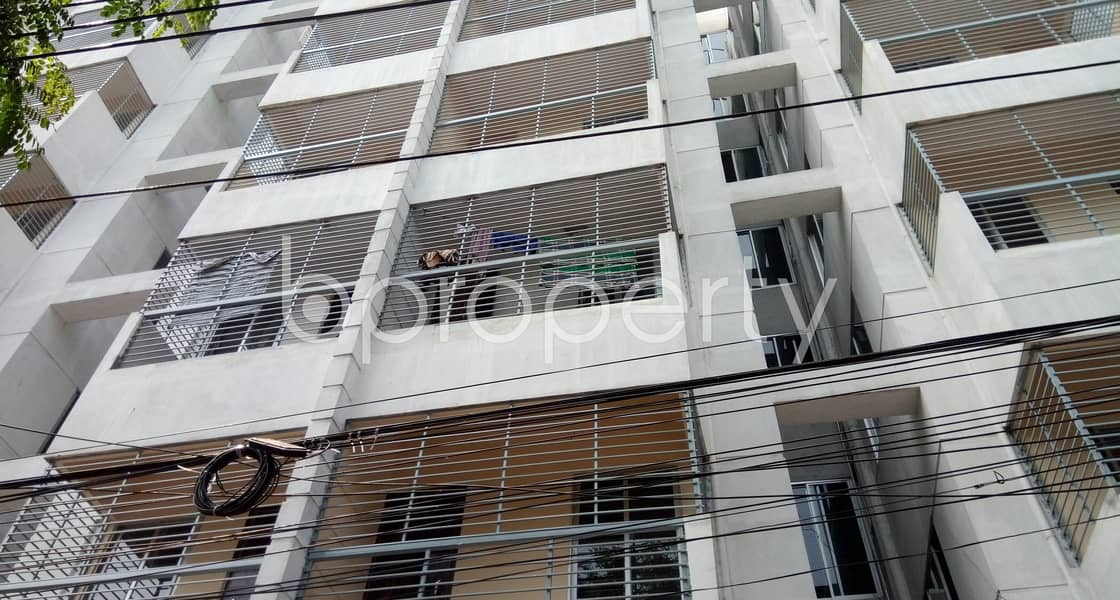 Residential Apartment Is On Sale In Maghbazar Nearby Holy Child Pre-cadet School And College