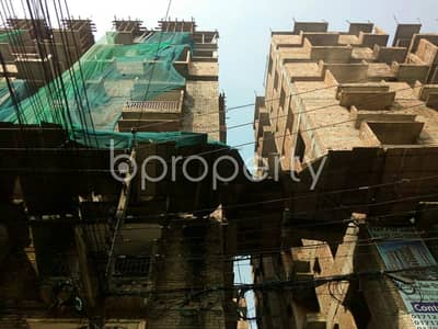 Flat For Sale In Uttar Badda Close To Khanbag Jame Mosque