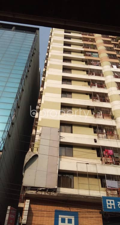 Visit This Apartment For Sale In Maghbazar Near ONE Bank Limited.