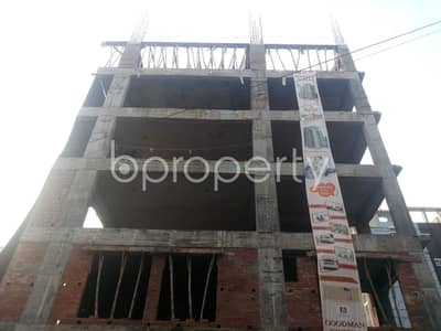 Near Baitullah Jame Mosque, A Flat For Sale In Aftab Nagar