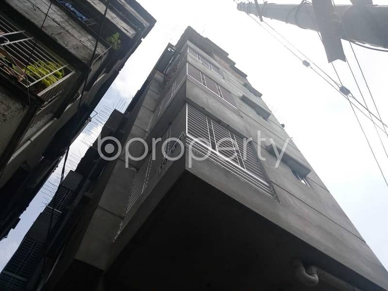 A Rightly Planned Flat Is Found For Rent In West Kalachandpur Nearby Kalachandpur Paschimpara Jame Masjid