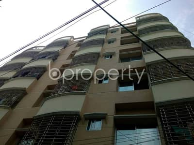 2 Bedroom Apartment for Rent in Kazir Dewri, Chattogram - Beautiful And Well-constructed 1150 Sq Ft Apartment Is Ready For Rent At Kazi Bari Lane Nearby Kazi Bari Pond