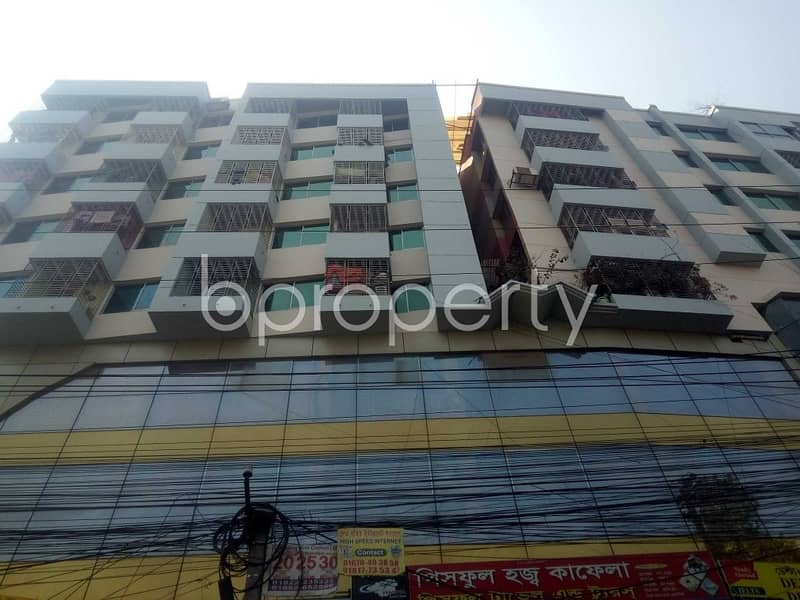 This 2400 Sq. Ft. Apartment For Sale At New Market Near New Market Bus Stand