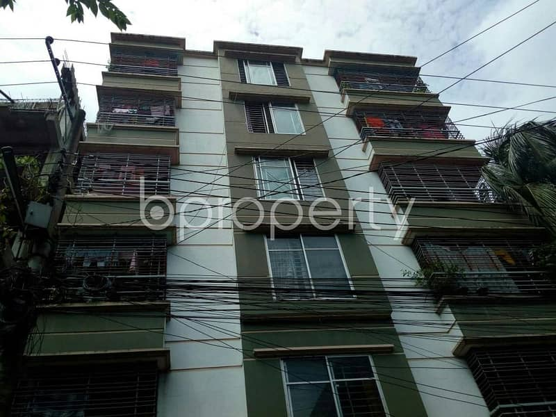 At Lal Khan Bazaar 1300 Square Feet Flat Is Available For Sale Close To Lal Khan Bazaar Central Mosque