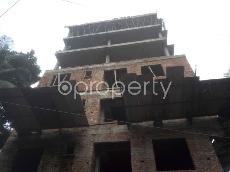 This Ready Apartment At Mirpur , Near Mirpur Bangla Higher Secondary School Is Up For Sale.