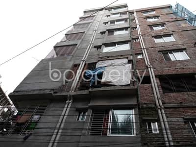 3 Bedroom Flat for Rent in Kalachandpur, Dhaka - Reside conveniently in this well constructed 1200 SQ FT flat for rent in Kalachandpur, near Govt. Kalachandpur School