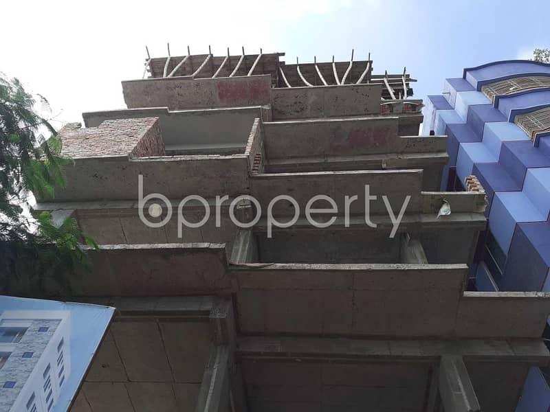 Flat For Sale In Mohammadpur Near Mohammadia Housing Kacha Bazar Jame Masjid