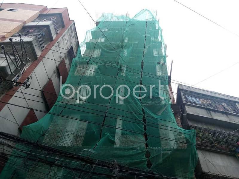 Grab This Flat Up For Sale In Nadda Near Sonali Bank
