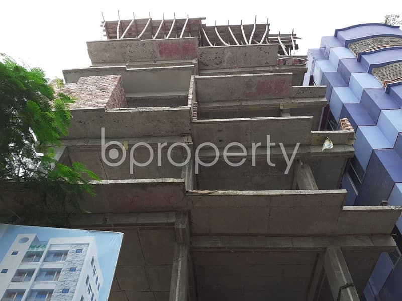 Get Comfortable In A Nice Flat For Sale In Mohammadpur Nearby Mohammadia Housing Kacha Bazar Jame Masjid
