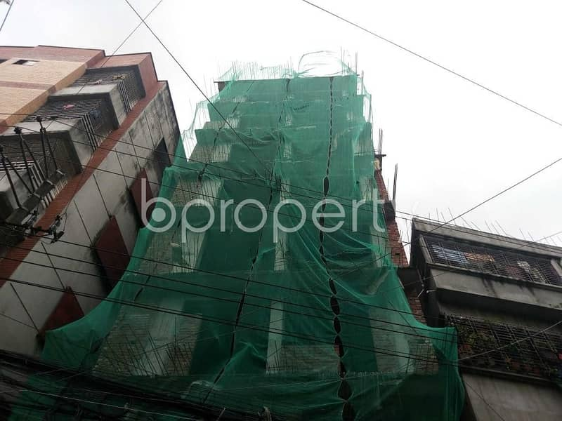 Apartment For Sale In Nadda Nearby Sonali Bank