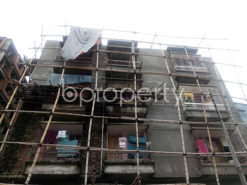 Visit This Apartment For Sale In Aftab Nagar Near Anandanagar Jame Mosque