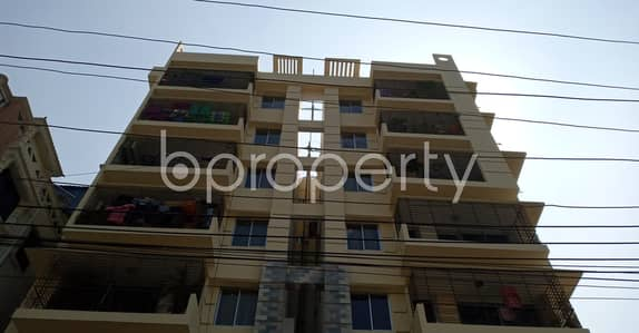 3 Bedroom Apartment for Sale in Halishahar, Chattogram - An Apartment Up For Sale Is Located At Halishahar, Near To Khalpar Mosque