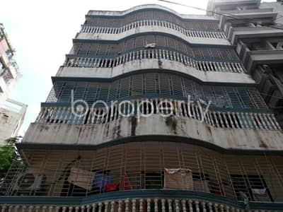 3 Bedroom Flat for Rent in Kalachandpur, Dhaka - Picture yourself, residing in this well constructed and planned 1200 SQ FT flat in Kalachandpur for rent, near Govt. Kalachandpur School