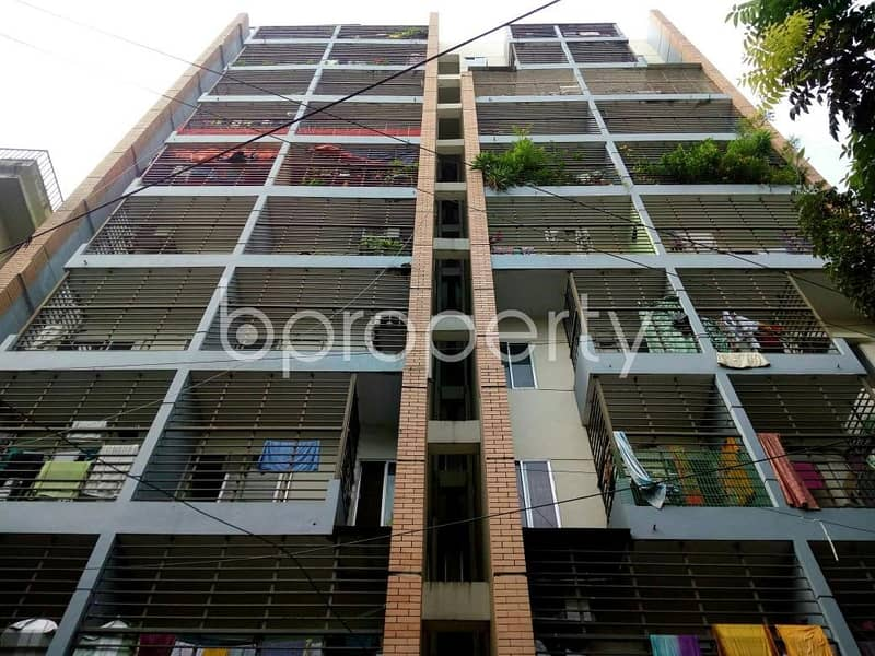 A 1500 Sq Ft Beautiful Apartment For Rent Is All Set For You In Panchlaish Close To First Security Islami Bank Limited | Panchlaish Branch