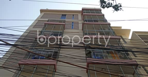 3 Bedroom Duplex for Rent in Halishahar, Chattogram - A Residential Duplex Which Is Up For Rent At North Halishahar Near To North Halishahar Post Office