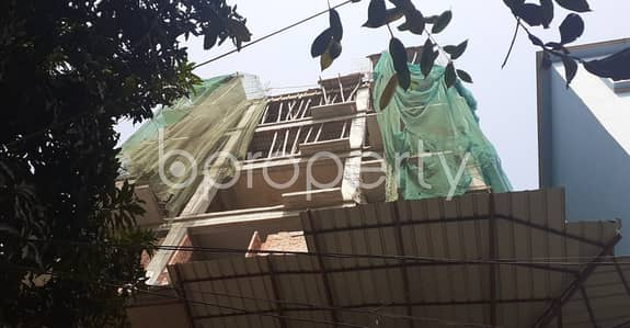 3 Bedroom Apartment for Sale in Adabor, Dhaka - Apartment Of 1750 Sq Ft For Sale In Adabor, Near Baitul Aman Housing Society Jame Mosque