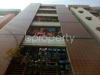 2 Bedroom Flat for Sale in Gazipur Sadar Upazila, Gazipur - An Apartment Is Up For Sale At Gazipur Near Tongi Government College