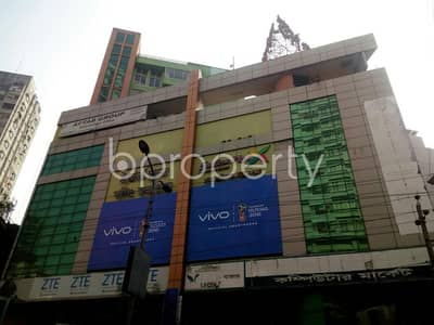 Shop for Sale in Shantinagar, Dhaka - A finely developed commercial space of 125 SQ FT is ready to be sold in Shantinagar, near Ajrun Karim Jame Masjid
