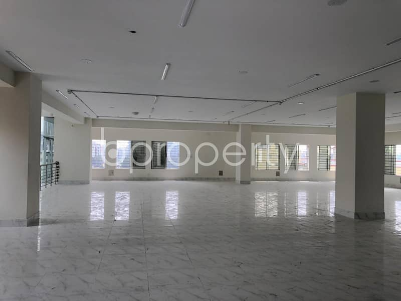 Luxurious Full building commercial open floor Is Up For Rent In Mirpur Nearby Ibn Sina Diagnostic & Consultation Center