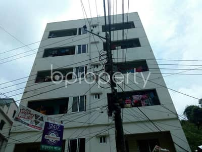A noteworthy Flat up for sale in Lal Khan Bazaar, near Lal Khan Bazar Central Mosque, of 1800 SQ FT is available and open for new tenants to move in.