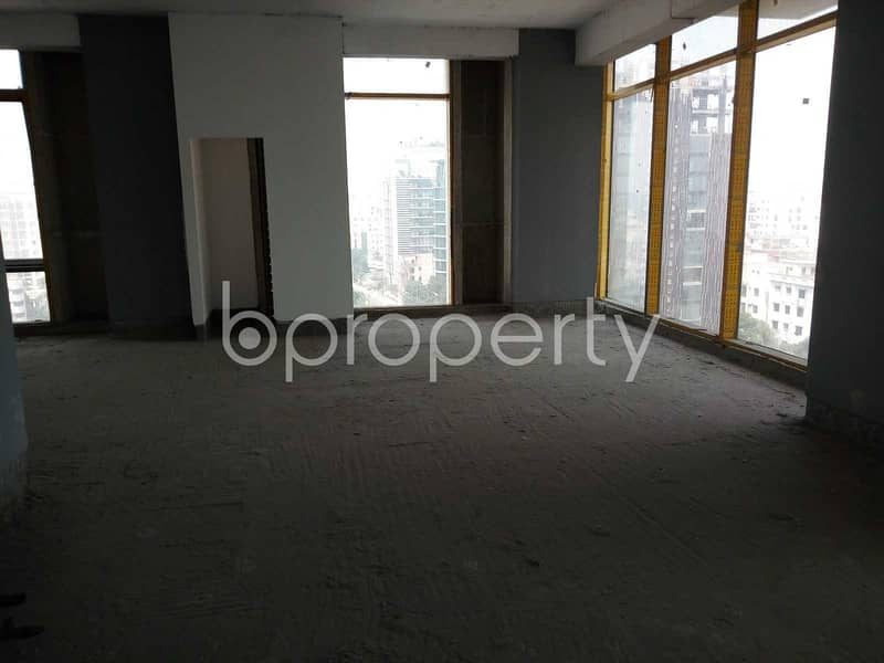 Lucrative Business Space Up For Rent In Gulshan Avenue Near To Standard Chartered Bank