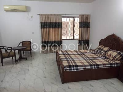 A Beautiful Furnished Apartment Is Up For Rent At Baridhara Near High Commission Of Malaysia