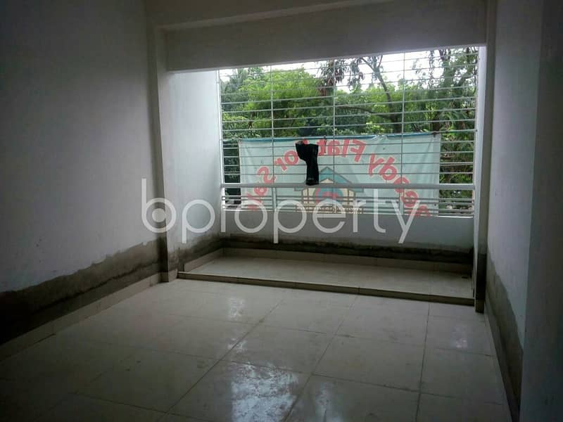 An Apartment Of 1200 Sq. Ft Which Is Up For Sale At Vashantek Near To Vashantek Govt. College.