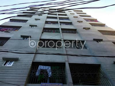 For selling purpose 1000 SQ FT nice flat is now up for sale in Joydebpur, Uttar Cyabithy close to Gazipur Shaheen Cadet Academy.